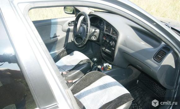 Chevrolet-Lanos 2006 г. в., 1.5, 224600 км, цв. серебристый. Фото 5.