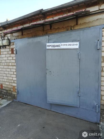 Фрегат ГСК: капитальный гараж, 42.5 кв.м, 2 уровня. Фото 1.
