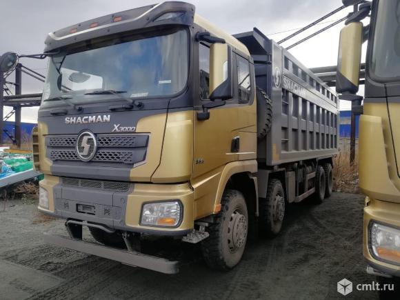 Самосвал Shacman - Х3000 SX33186Т366С - 2020 г. в.. Фото 1.