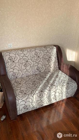 Диван-кровать подростковый 130 см х 100 см. Фото 1.
