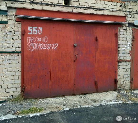 Капитальный гараж 21,2 кв. м Новатор. Фото 1.