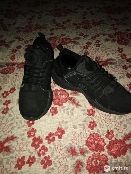 Кроссовки Huarache. Фото 1.