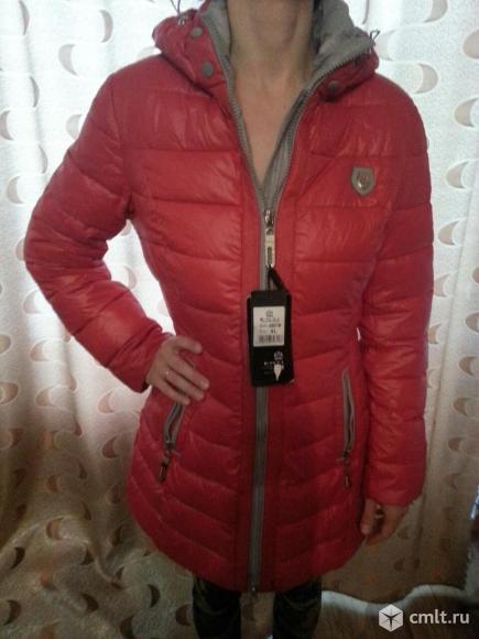 Куртки женские новые. Фото 1.