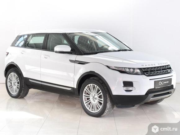 Land Rover Range Rover Evoque - 2013 г. в.. Фото 1.
