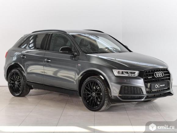 Audi Q3 - 2018 г. в.. Фото 1.