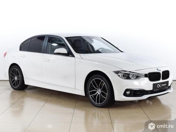 BMW 3 серия - 2016 г. в.. Фото 1.