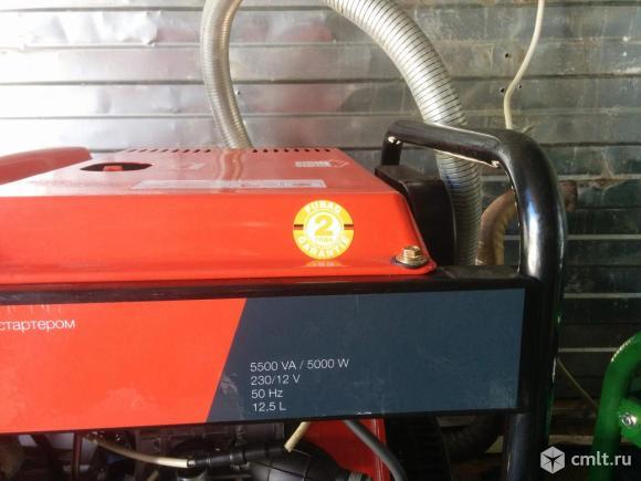 Дизель-генератор Fubag DS5500. Фото 1.