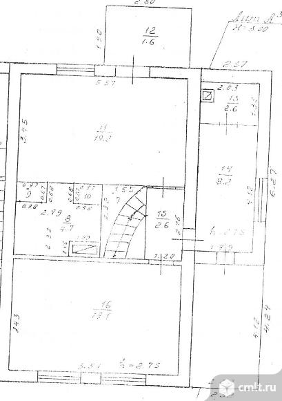 Часть дома 120 кв.м. Фото 3.