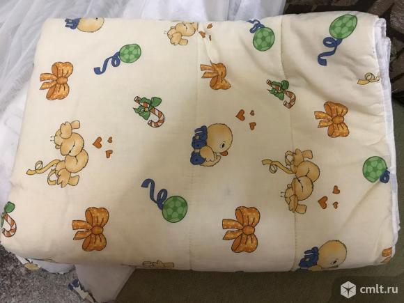 Детский комплект в кроватку. Фото 1.