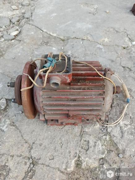 Электродвигатель для прокачки жидкостей, 220/380 В, новый. Фото 5.