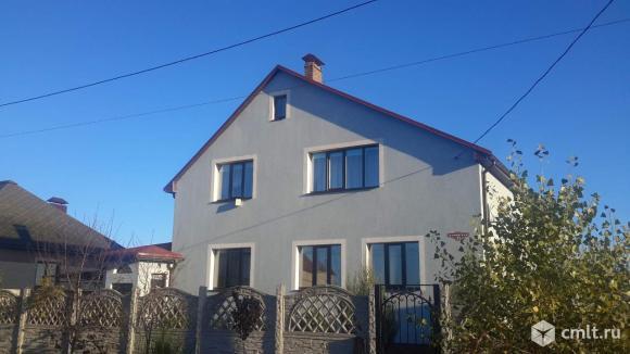 Продается: дом 285 м2 на участке 17 сот.. Фото 1.