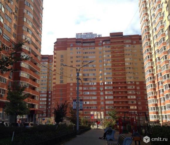 1-комнатная квартира 38,34 кв.м. Фото 1.