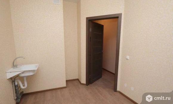 1-комнатная квартира 34 кв.м. Фото 2.