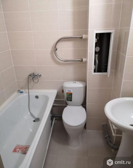 1-комнатная квартира 30,8 кв.м. Фото 1.