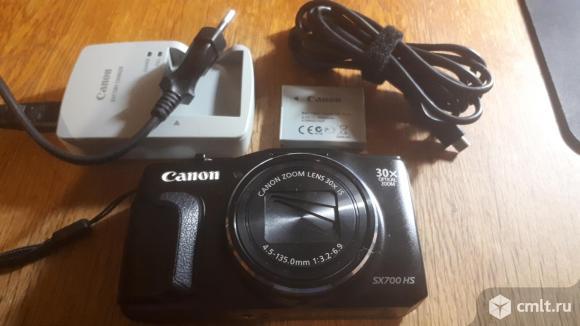 Canon PowerShot SX700HS + Transcend sdhc 32Gb 300х. Фото 1.