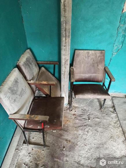 Кресла советского производства, б/у, хорошее состояние. Фото 2.