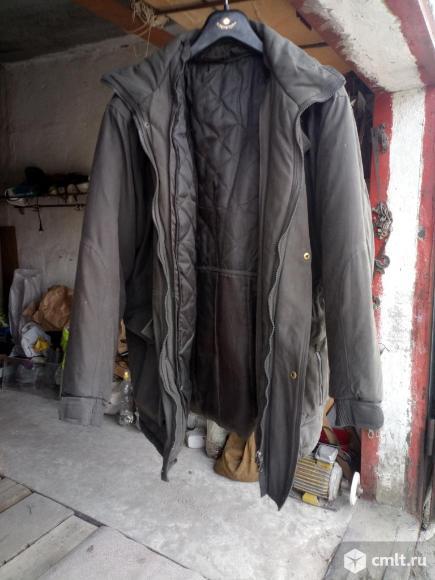 Куртка мужская демисезонная, р. 48-50, отличное состояние. Фото 1.