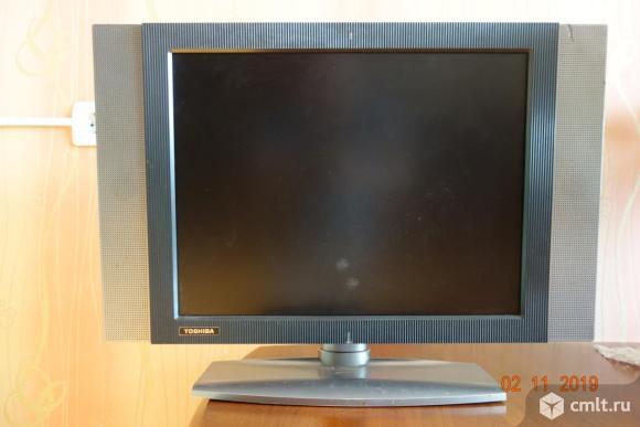 Телевизор ж/к Toshiba 20SLDT1. Фото 1.