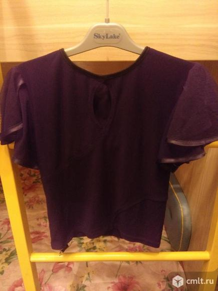Танцевальная блузка для девочки. Фото 2.
