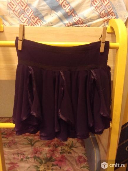 Танцевальная юбка для девочки. Фото 1.
