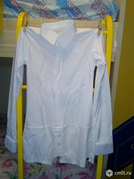 Танцевальная рубашка для мальчика. Фото 1.