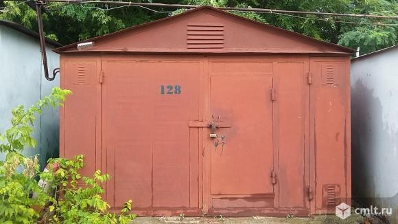 Металлический гараж 18 кв. м Рубин-1. Фото 1.