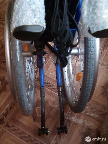 Продаю новую инвалидную коляску.. Фото 7.