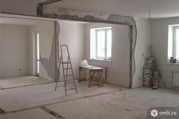 Демонтаж стен, перегородок. Уборка, погрузка, вынос мусора.. Фото 1.