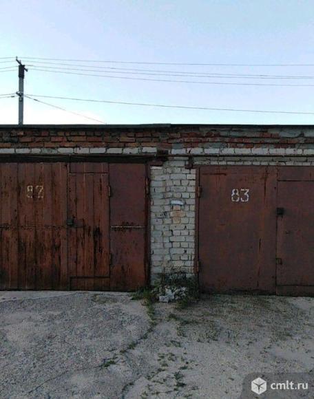 Капитальный гараж 19 кв. м Гранит. Фото 1.