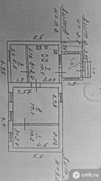 Дом 45 кв.м. Фото 10.