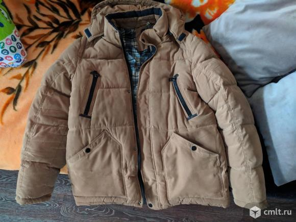 Куртка мужская, зимняя. Фото 1.