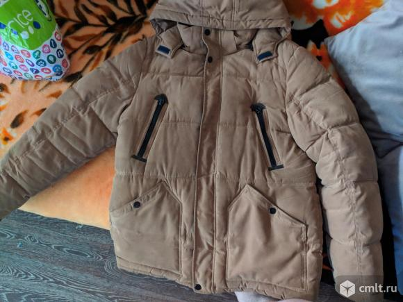 Куртка мужская, зимняя. Фото 2.