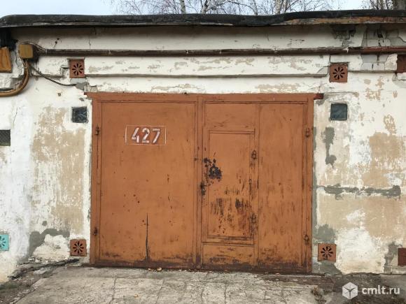 Капитальный гараж 21 кв. м Чайка. Фото 1.