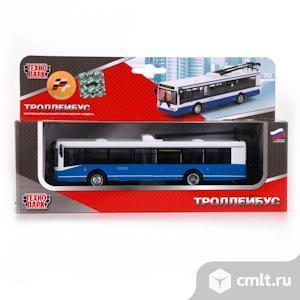 """Троллейбус """"Технопарк"""". Фото 1."""