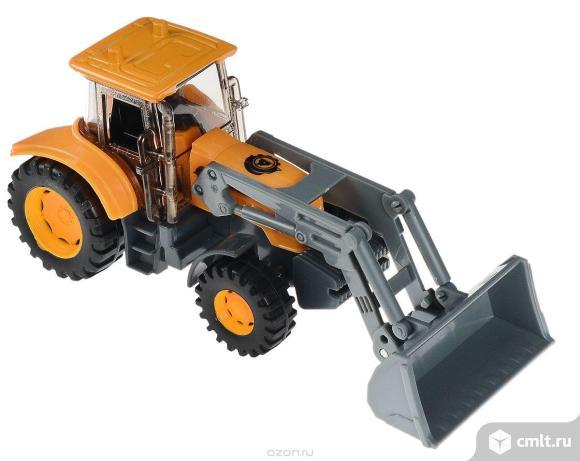 """Трактор-Экскаватор """"Технопарк"""". Фото 3."""