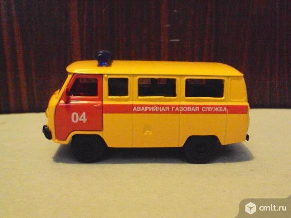 """Автомобиль Уаз 39625 АГС """"Технопарк"""". Фото 7."""