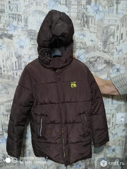 Куртка зимняя с утеплением. Фото 1.