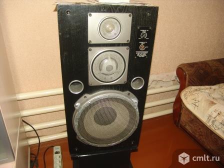 Акустическая система Электроника 50, 75, 100АС. Фото 1.