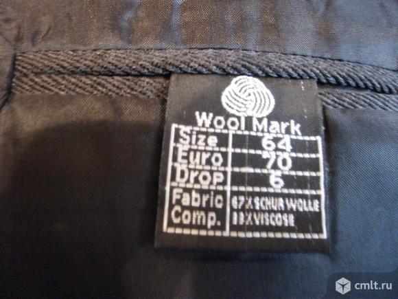 Пиджак большого размера. Фото 3.
