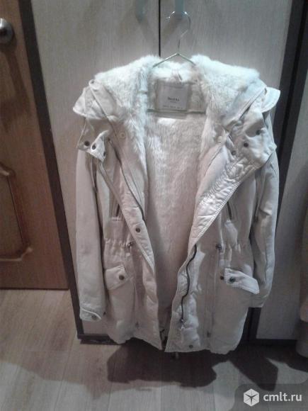 Пальто новое, парка женская. Фото 1.