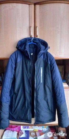 Куртка зимняя размер 48. Фото 1.