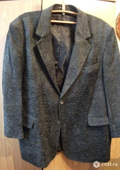 Пиджак большого размера. Фото 1.