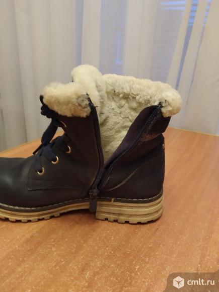Ботинки зимние р. 35. Фото 3.