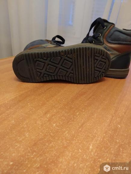 Ботинки осенние р.32. Фото 3.