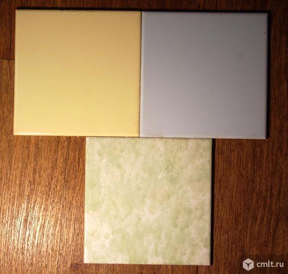 Продаётся советская керамическая плитки. Фото 1.