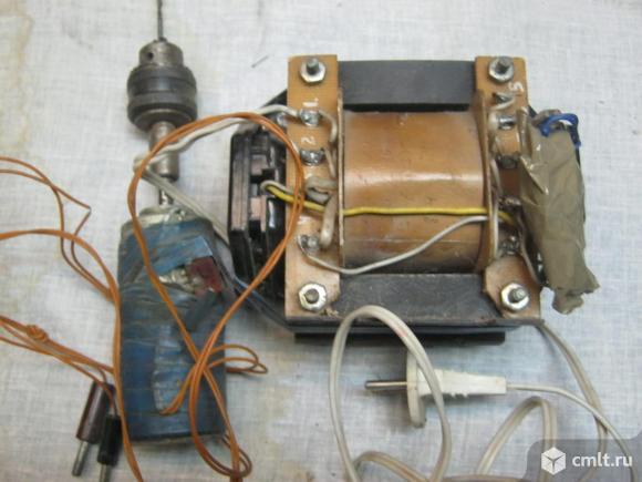 Электродрель.. Фото 1.