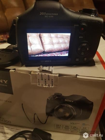 Фотоаппарат Sony Cyber-Shot DSC-H300. Фото 5.