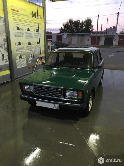 ВАЗ (Lada) 2107 - 1999 г. в.. Фото 1.