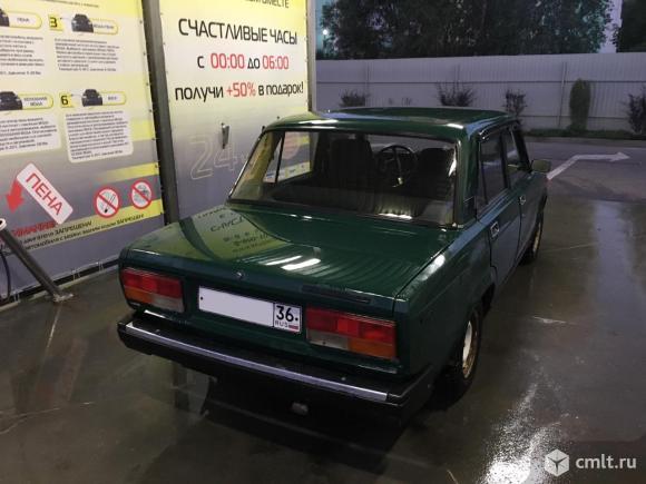 ВАЗ (Lada) 2107 - 1999 г. в.. Фото 2.