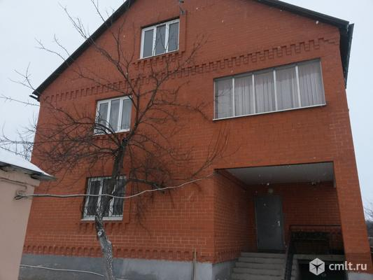 Дом 398 кв.м. Фото 1.